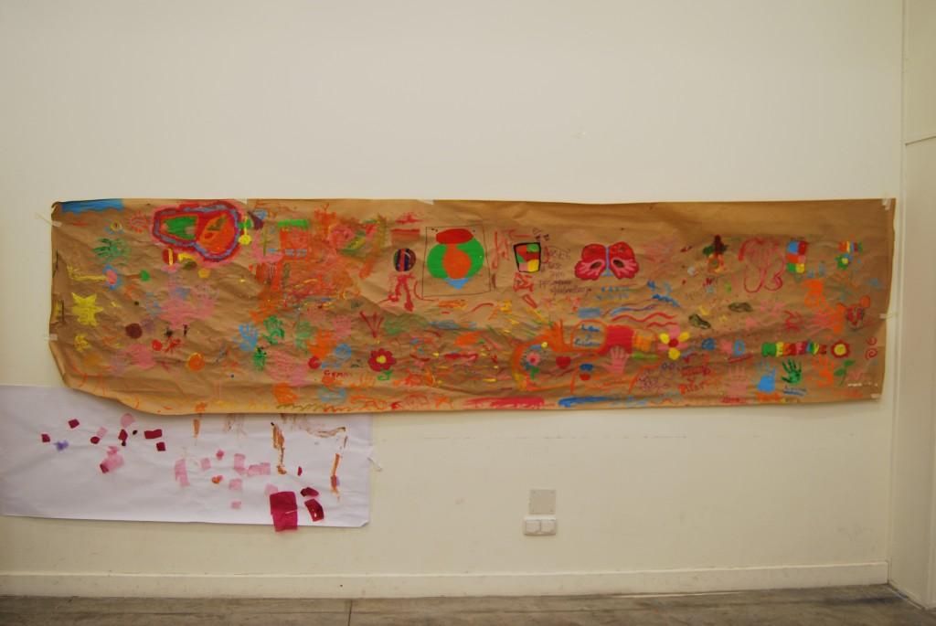 Gran Mural colaborativo