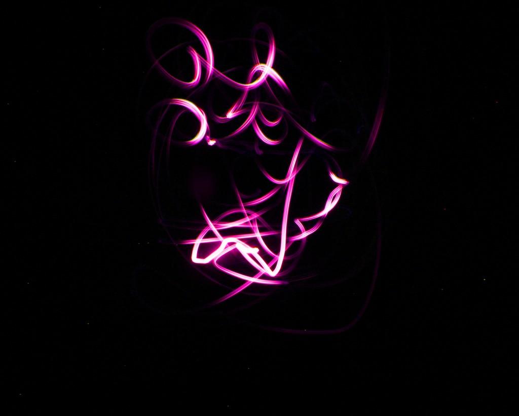 ART LIGHT: Abstracción lírica