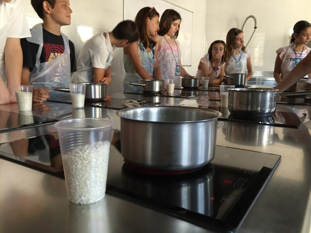 Preparamos los ingredientes de la receta de hoy