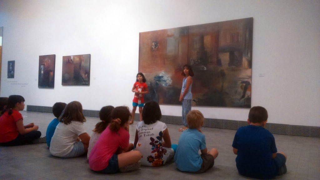 Exposición de Julia Dorado