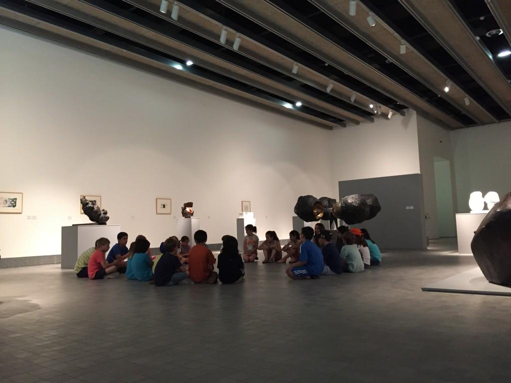 Conociendo la obra de Pablo Serrano