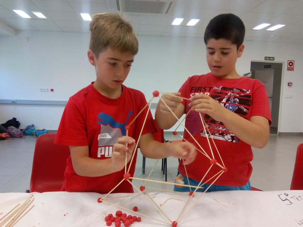 Construyendo ciencia