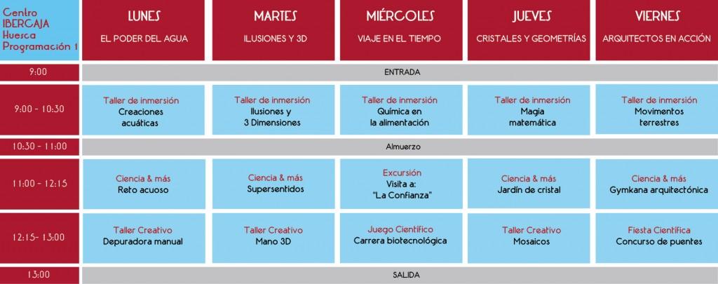 Horario_ibercajahuesca1