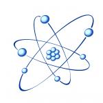 atom azul